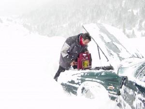 """Vehicle taller (per realitzar l'assistència en carretera i reparar el vehicle """"In situ"""" sempre que sigui possible)"""